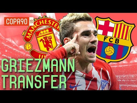 Will Griezmann Transfer To Manchester United or Barcelona? | FIFA Transfer Window
