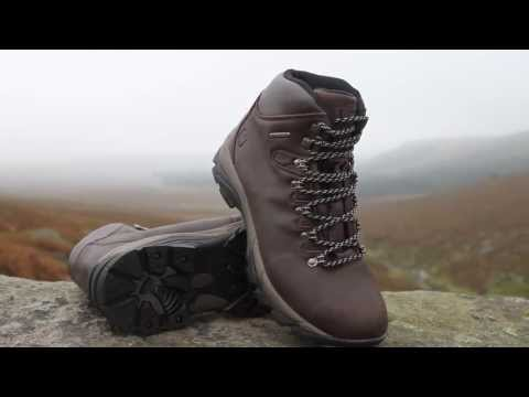 Hi Gear Snowdon Walking Boots Review by John from GO Outdoors