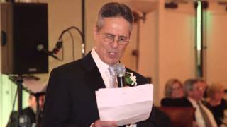 Alan's Father Of The Groom Speech