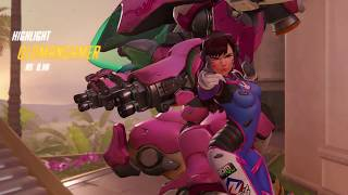 Overwatch live stream gaming video pc 2018, out of the park 18 08 19 21 43 42