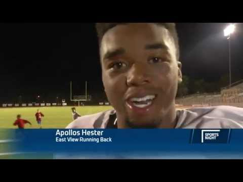 TWC News Austin: High School Blitz Interview with Apollos Hester