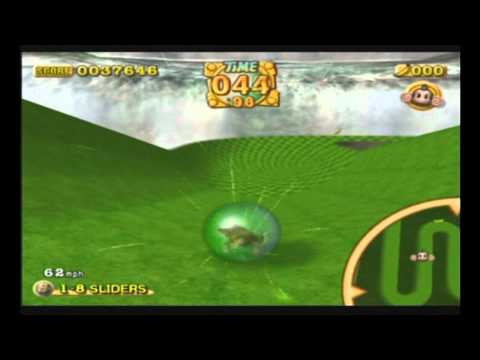 Super Monkey Ball Gameplay and Commentary