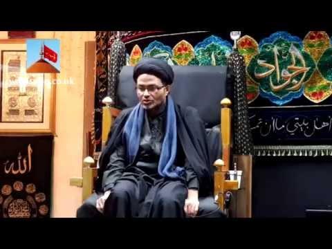 Maulana Syed Qambar Ali Rizvi - Birmingham (UK) - 9th November 2015