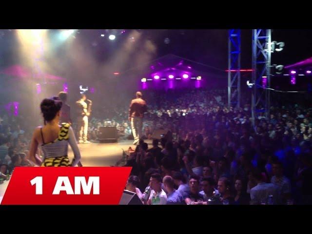 Alex Mica in concert - Disco Tineretului - Costinesti - 15 august, Sf. Maria.