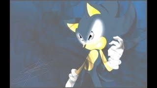 Ultra Instinct Sonic the Hedgehog
