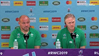 Rory Best and Joe Schmidt reaction to New Zealand loss