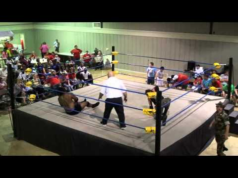 Christian Wrestling Federation ~ 9-8-12