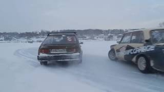 Боевая Классика Уфа 24.12.2016 video by Ainur Ahmetshin DRIFT MATSURI