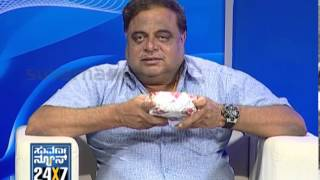 Seg_ 4 - Ambarish with Suvarna Girls - 13 Jan 2013 - Suvarna News