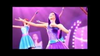Barbie The Princess And The Popstar - Here I Am (Tori Version) (Music Video).
