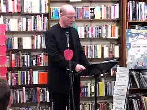 Jonathan Carroll Reading (1)