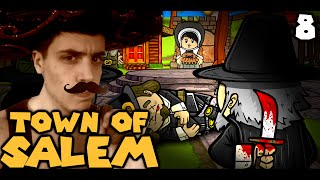 HOWDY PARTNER! (The Derp Crew: Town of Salem - Part 8)
