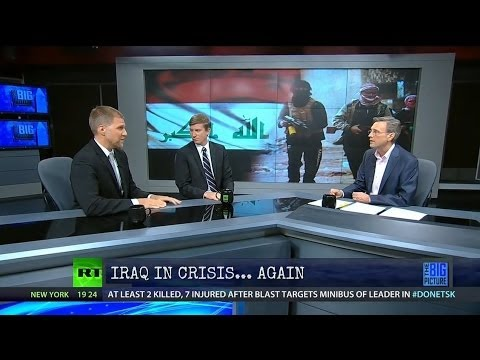 Full Show 6/12/14: Iraq crisis a result of failed U.S. policy & warmongers