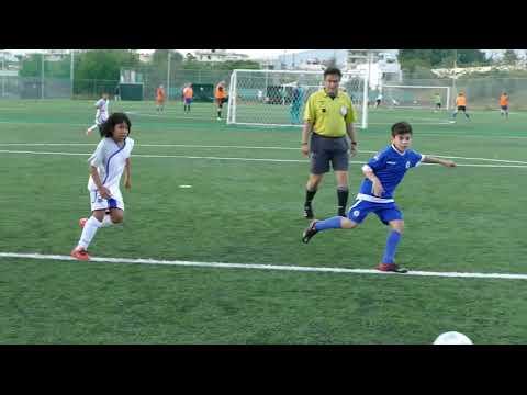 Amazing Kid Indonesian with Aspire Academy Qatar Gen. 2006 won from Atromitos FC Greece