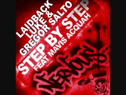 Laidback Luke & Gregor Salto - Step By Step (Abel Ramos Harlem With Love Mix)