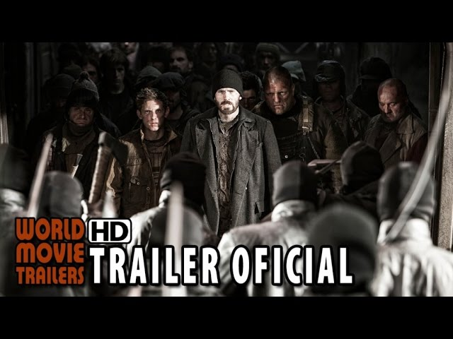 Expresso do Amanhã Trailer Oficial Legendado (2015) - Chris Evans HD