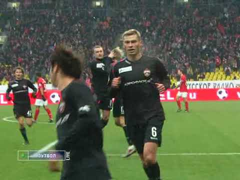 Спартак - ЦСКА. ЧР-2009 (2-3)