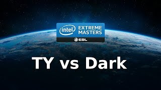 Starcraft 2 - IEM - TvZ - TY vs Dark