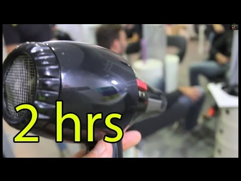White noise Hair Dryer Sound hairdressing salon 2hrs RELAXEAR Best Quality