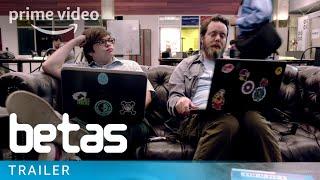 Amazon Originals: BETAS pilot trailer | Prime Video