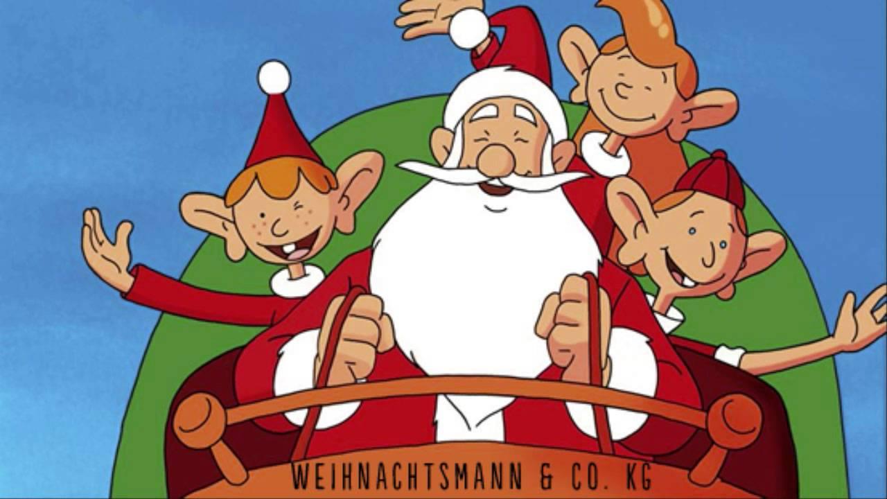 Weihnachtsmann & Co. KG [DJ K96] [Techno Version][HD