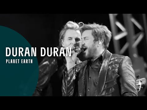 Duran Duran - Planet Earth Live (A Diamond In The Mind) ~ 1080p HD