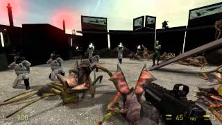 Half-Mods 2 #12 Antlion Troopers (Хороший)