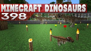Minecraft Dinosaurs! || 398 || More Babies!