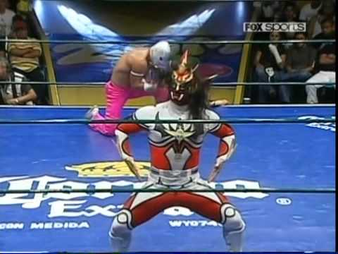 CMLL: Místico vs. Liger, 2009/09/20