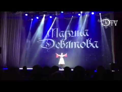 Марина Девятова TV Концерт в Санкт Петербурге