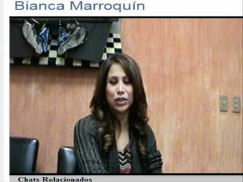 VideoChat Bianca Marroquin