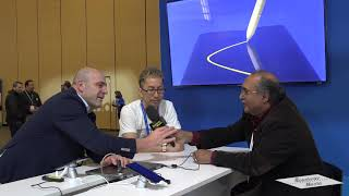 Interview with Senior Executives of Wacom at Samsung Developer Conference SDC 2018