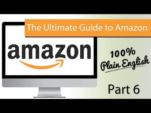 Part 6 Amazon Selling Account Types - Ultimate Guide