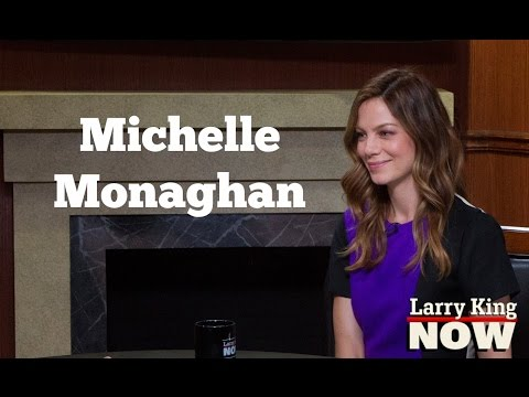 Michelle Monaghan - Sneak Peek | Michelle Monaghan | Larry King Now Ora TV