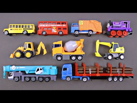 Best Toddler Learning Videos Cars Trucks Street Vehicles for Kids Hot Wheels Fun Preschool Toys