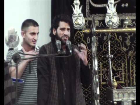 Qasida On Ghazy Abbas Alamdar!!! New!!! - Zakir Ijaz Hussain Jhandvi - Uk video