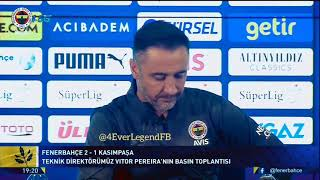 """""""We are in the first position."""" Vitor Pereira ♡♡♡"""