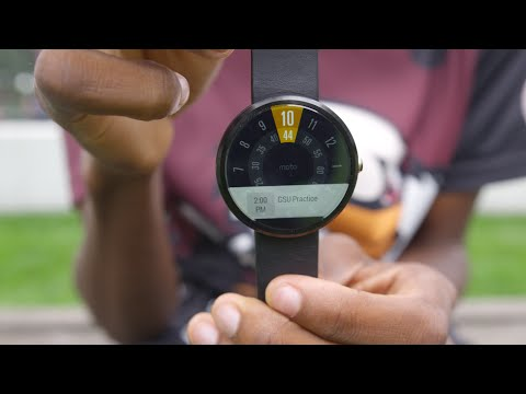 Moto 360 Review!