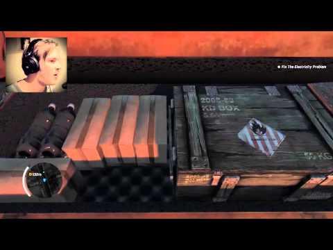 Геймплей игры Dying Light - VGX 2013 Gameplay для Xbox One