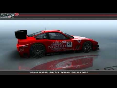 GTR2)SUPER GT GT500 v2.0 ALL CARS
