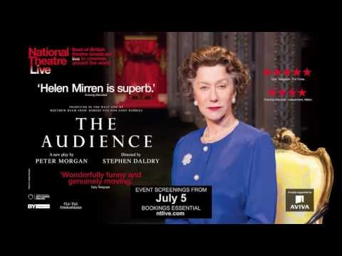 National Theatre Live: THE AUDIENCE starring Helen Mirren in Australian cinemas from July 5