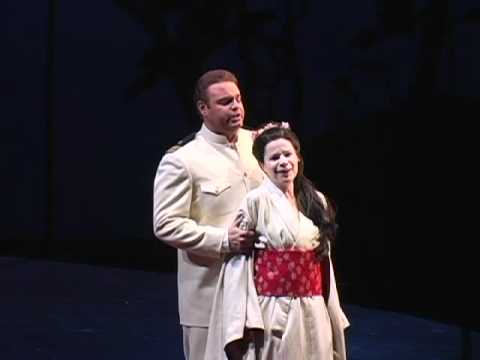 Madame Butterfly - Pinkerton and Cio-Cio-San - Vogliatemi bene