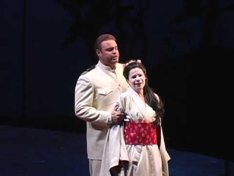 Madame Butterfly - Pinkerton and Cio-Cio-San - Vogliatemi bene