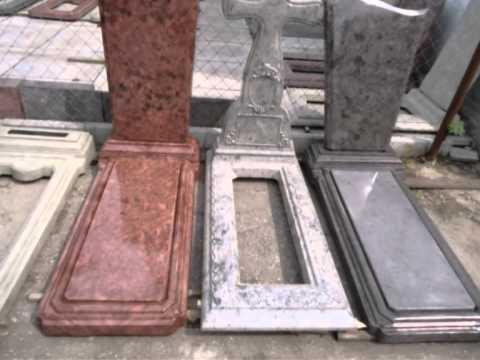 Изготовление бетонных памятников своими руками