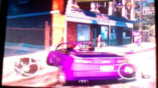 Saint row the third:stripper place
