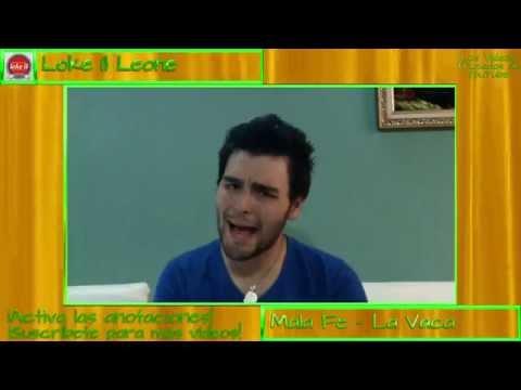 Loke Il Leone canta La Vaca | Los Vídeos Trucados de YouTube