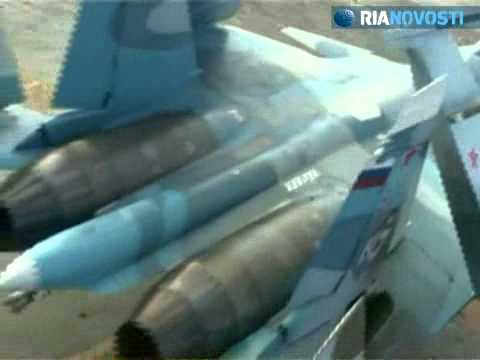 Su-33s strengthened for carrier duty