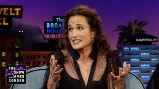 Andie MacDowell Saw Disgusting Things in Cheap Hotels