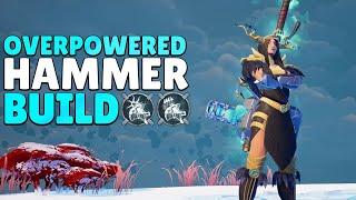 Overpowered Hammer Build - DPS Hammer Gameplay - Dauntless Patch 0.7.1