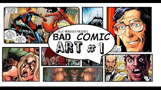 Bad Comic Art #1